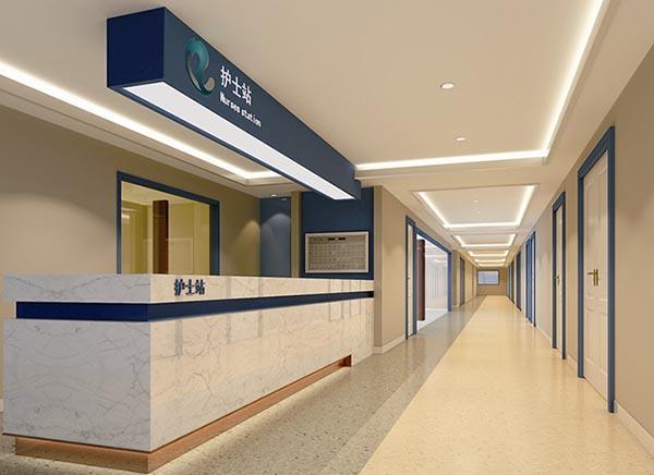 怎样打造一个优秀的医院设计方案