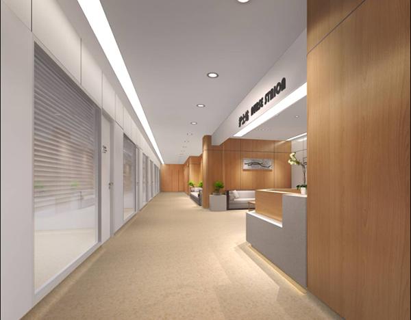 重庆诊所、医院装修的空间布局技巧