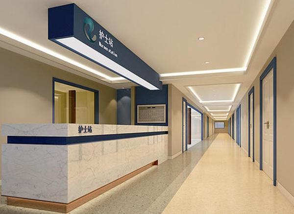 智慧医院如何打造?重庆医院装修设计要点