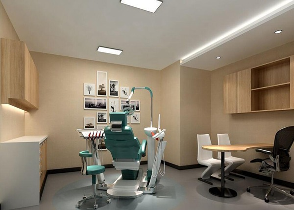 重庆口腔医院装修设计对照明有什么要求?