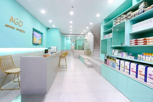 重庆宠物医院各区域装修设计都需要注意些什么?
