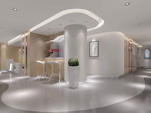 重庆口腔医院装修设计如何进行空间规划?
