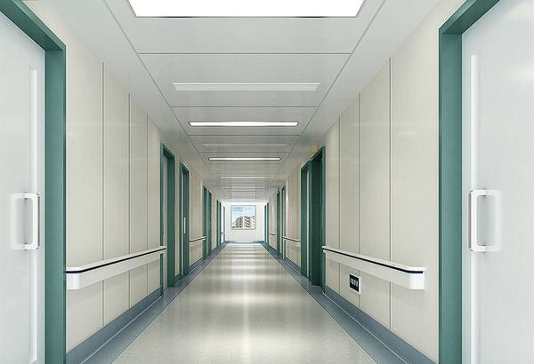 重庆医院装修墙面要注意这些问题