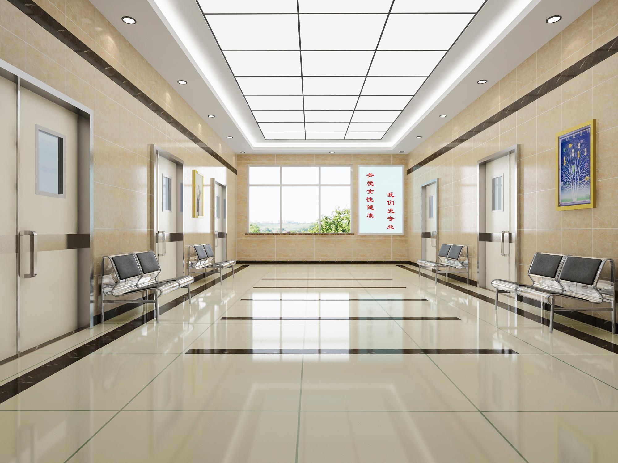 重庆医院装修时墙面装修需要注意的问题